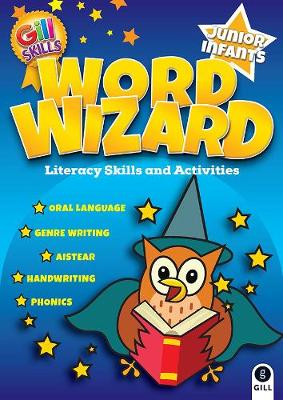 Word Wizard Junior Infants (Paperback)