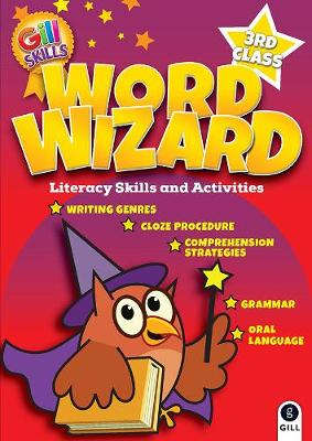 Word Wizard 3rd Class (Paperback)