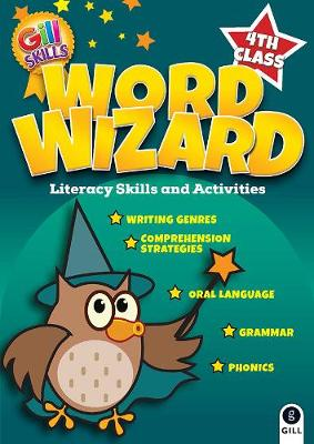 Word Wizard 4th Class (Paperback)