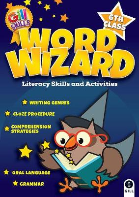 Word Wizard 6th Class (Paperback)