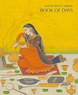 The Chester Beatty Library Book of Days (Hardback)