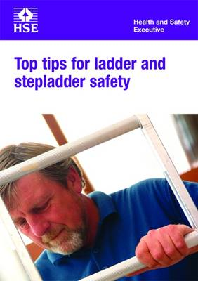 Top Tips for Ladder and Stepladder - Pocket Card