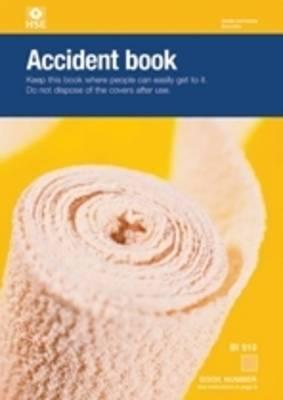 Accident book BI 510 (Paperback)