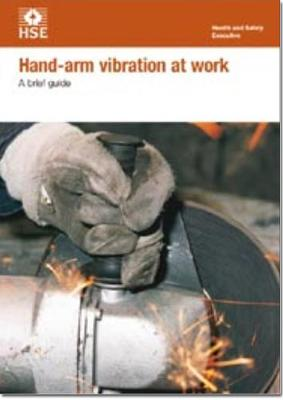 Hand-arm vibration: a guide for employees (pack of 20) - Industry guidance leaflet INDG296 Rev.2 / (Paperback)