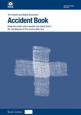 Accident book BI 510 (pack of 10) (Paperback)