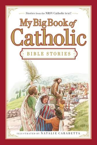 My Big Book of Catholic Bible Stories (Hardback)