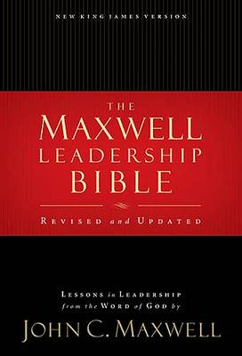 The Maxwell Leadership Bible: NKJV (Hardback)
