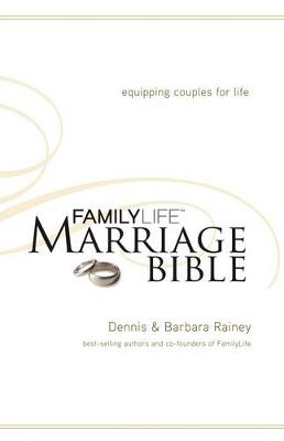 NKJV, FamilyLife Marriage Bible, Hardcover: Equipping Couples for Life (Hardback)
