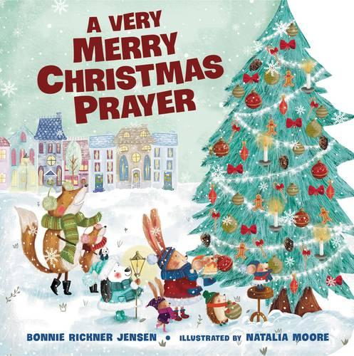 A Very Merry Christmas Prayer (Board book)