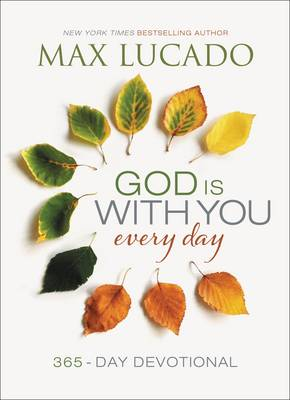God Is With You Every Day (Hardback)