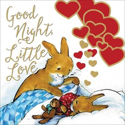 Good Night, Little Love (Board book)