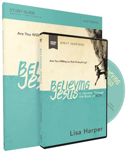 Believing Jesus Study Guide with DVD: A Journey Through the Book of Acts (Paperback)