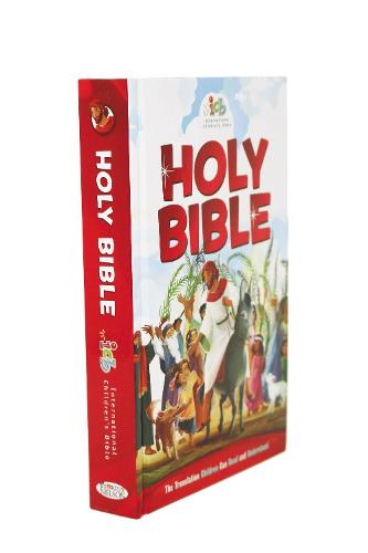 ICB, Children's Holy Bible, Multicolor, Hardcover: Big Red Cover (Hardback)