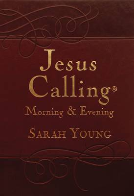 Jesus Calling Morning and Evening Devotional - Jesus Calling (R) (Hardback)