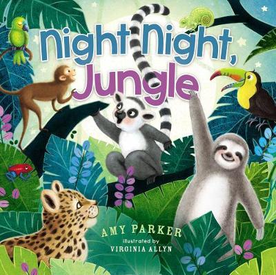 Night Night, Jungle - Night Night (Board book)
