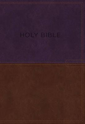 KJV, Know The Word Study Bible, Imitation Leather, Burgundy, Indexed, Red Letter Edition: Gain a greater understanding of the Bible book by book, verse by verse, or topic by topic (Leather / fine binding)