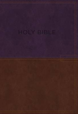 KJV, Know The Word Study Bible, Imitation Leather, Burgundy, Red Letter Edition: Gain a greater understanding of the Bible book by book, verse by verse, or topic by topic (Leather / fine binding)