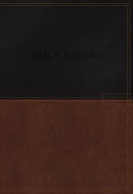 KJV, Know The Word Study Bible, Imitation Leather, Brown, Indexed, Red Letter Edition: Gain a greater understanding of the Bible book by book, verse by verse, or topic by topic (Leather / fine binding)