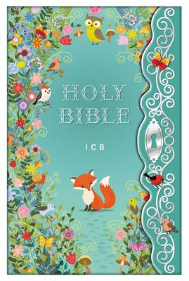 The ICB Blessed Garden Bible (Hardback)