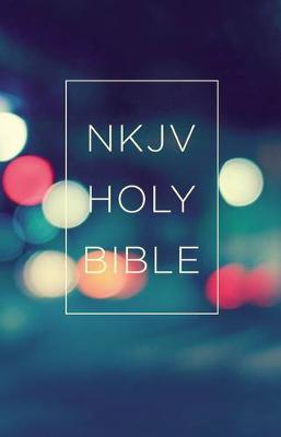NKJV, Value Outreach Bible, Paperback: Holy Bible, New King James Version (Paperback)
