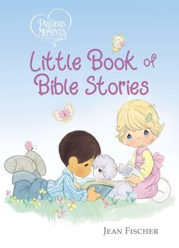 Precious Moments Little Book of Bible Stories - Precious Moments (Board book)