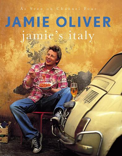 Jamie's Italy (Hardback)