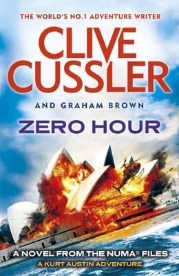 Zero Hour - The NUMA Files 11 (Hardback)