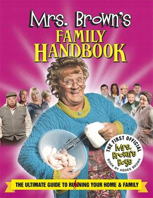 Mrs Brown's Family Handbook (Hardback)