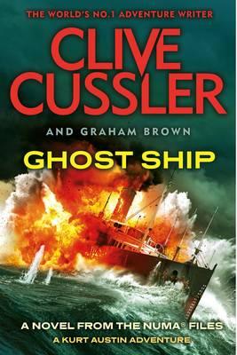 Ghost Ship - The NUMA Files 12 (Hardback)