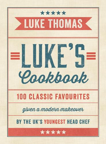 Luke's Cookbook (Hardback)