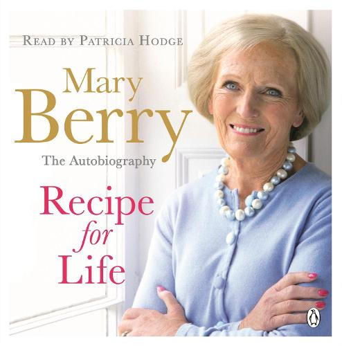 Recipe for Life: The Autobiography (CD-Audio)