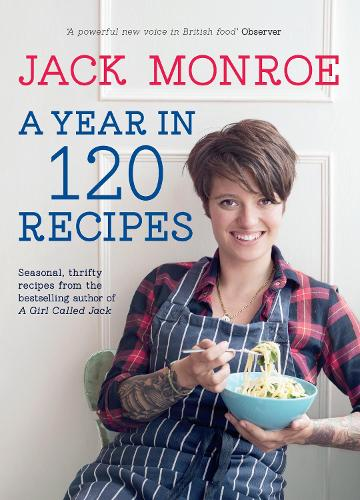 A Year in 120 Recipes (Hardback)