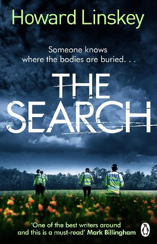 The Search: The outstanding new serial killer thriller (Paperback)