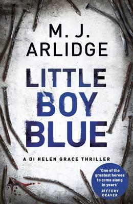 Little Boy Blue: DI Helen Grace 5 - Detective Inspector Helen Grace (Hardback)