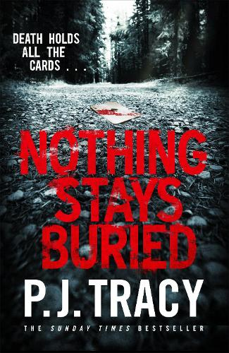 Nothing Stays Buried - Twin Cities Thriller (Hardback)