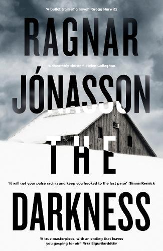 The Darkness - Hidden Iceland (Hardback)
