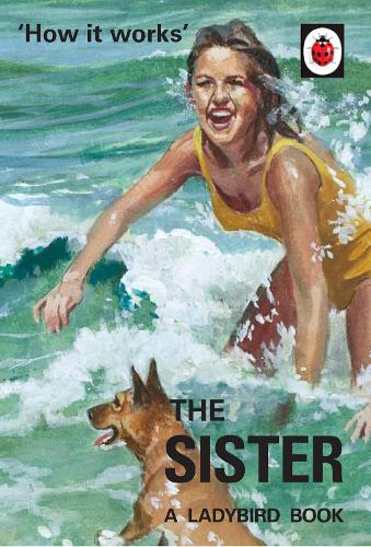 How it Works: The Sister - Ladybirds for Grown-Ups (Hardback)