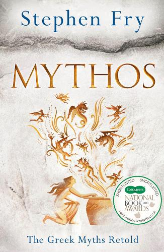 Mythos: The Greek Myths Retold (Hardback)