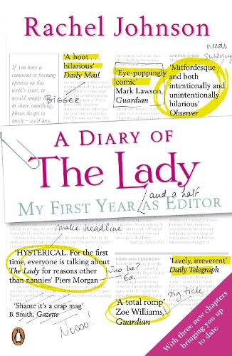 A Diary of The Lady: My First Year As Editor (Paperback)