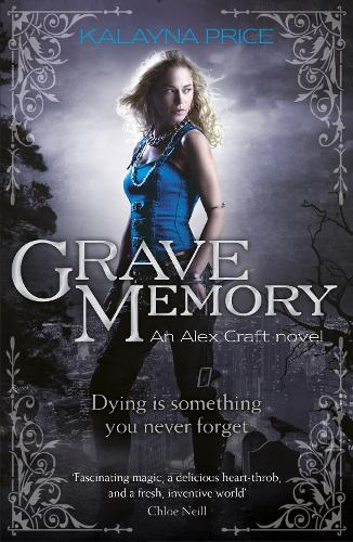 Grave Memory: Urban Fantasy - Alex Craft (Paperback)