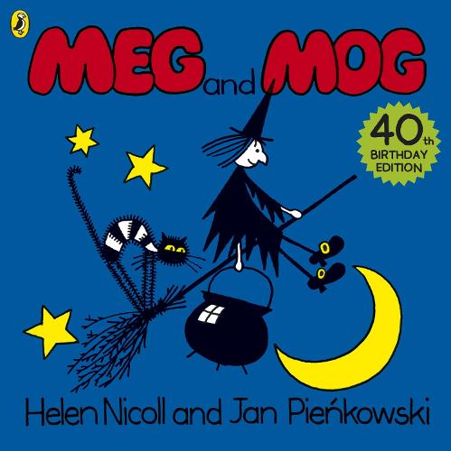 Meg and Mog - Meg and Mog (Paperback)