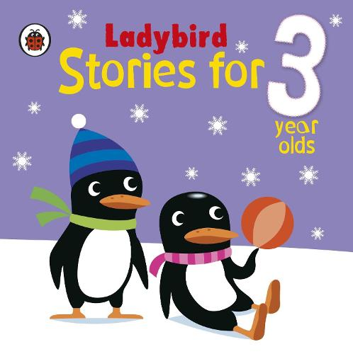 Ladybird Stories for 3 Year Olds (Hardback)