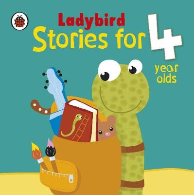 Ladybird Stories for 4 Year Olds (Hardback)
