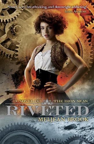 Riveted - Iron Seas (Paperback)