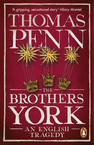 The Brothers York: An English Tragedy (Paperback)