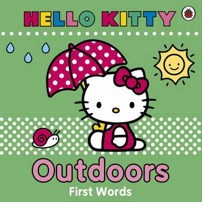 Hello Kitty: Outdoors (Board book)