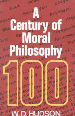 A Century of Moral Philosophy (Paperback)