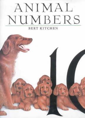 Animal Numbers (Hardback)