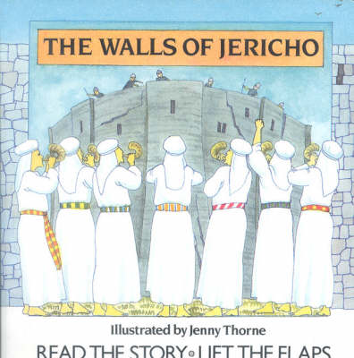 The Walls of Jericho (Board book)