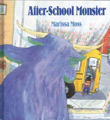After-school Monster (Hardback)